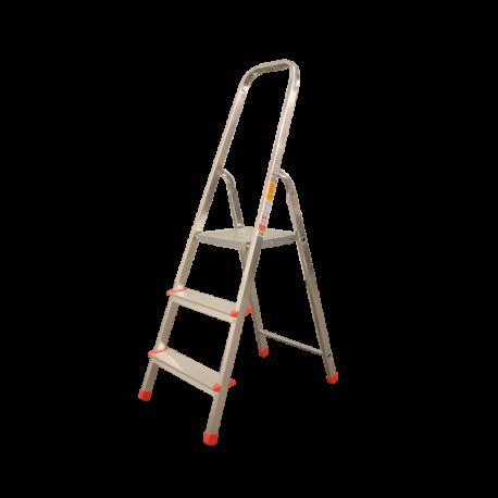 Scara dubla cu urcare pe o parte cu 3 trepte