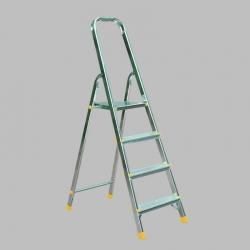 Scara dubla cu urcare pe o parte cu 4 trepte